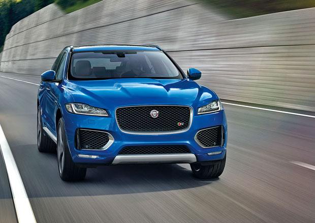 Jaguar F-Pace: Na českém trhu od 1,17 milionu korun