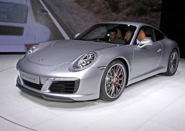 Porsche 911 Carrera S živě: Nebojte se turba!