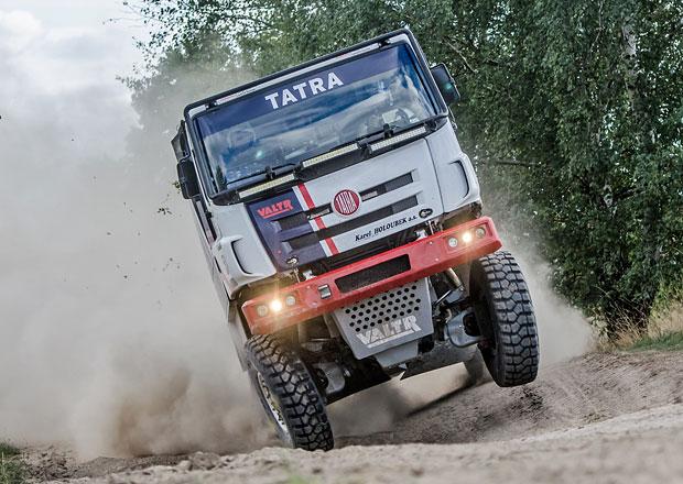 Svezli jsme se Tatrou Phoenix pro Dakar 2016: Tenhle sport bolí! (+videa)