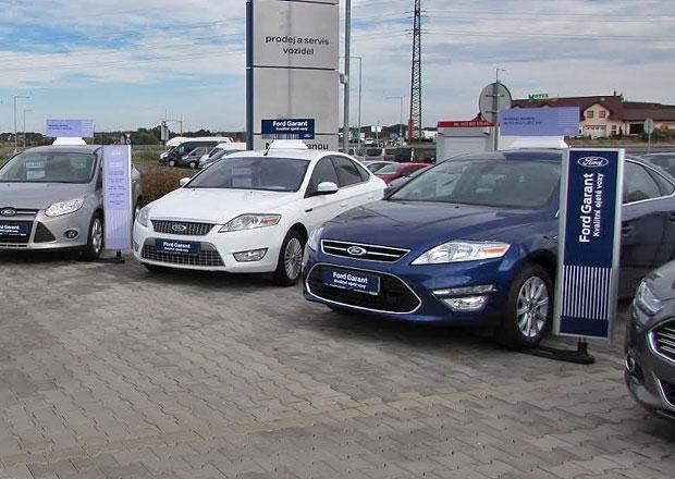 Ford Garant: Tak už i modrý oválek garantuje ojetiny