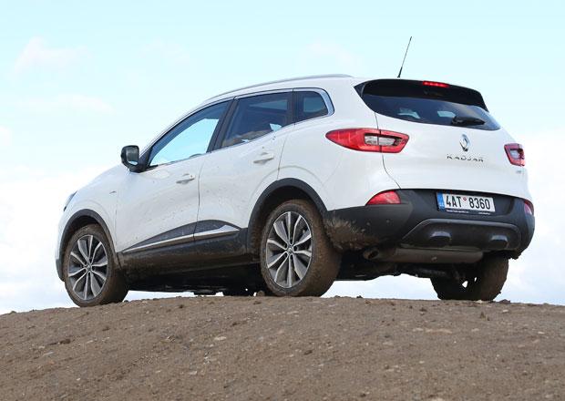 Renault Kadjar: Nov� z�klad stoj� 464.900 K�