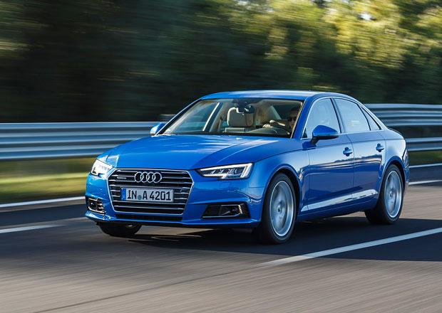 Audi A4: Lehký znamená úsporný