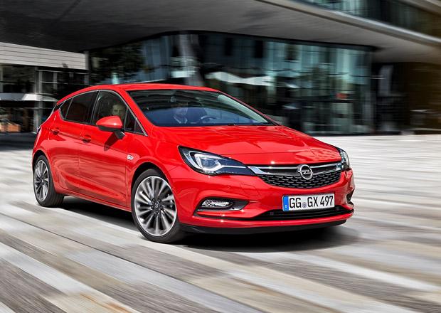 Opel Astra K: S litrovým tříválcem je nedostižný!