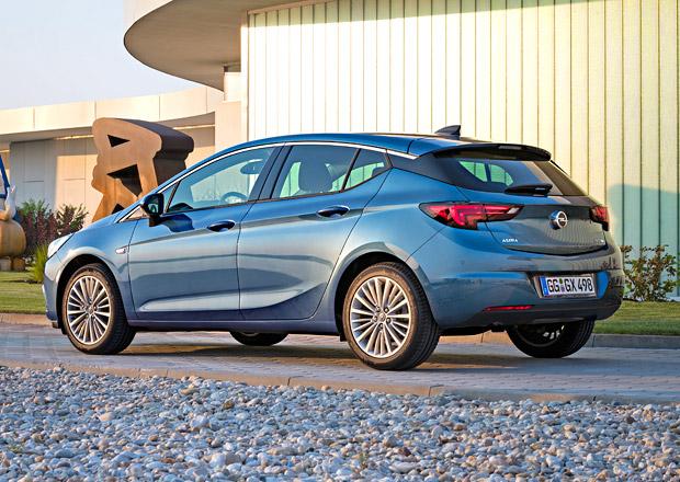 Budoucnost Opelu: Vy��� tr�n� pod�l a vy��� mar�e