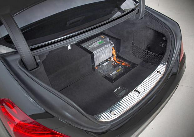 U Mercedesu hybridy pomalu vytlačují diesely