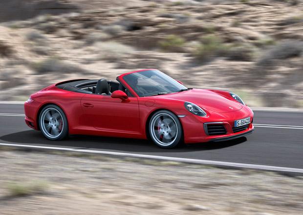 Porsche 911: Modernizovaná Carrera stojí 2,74 milionu Kč