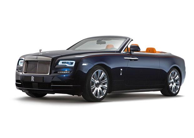 Rolls-Royce už žádné menší auto vyrábět nebude