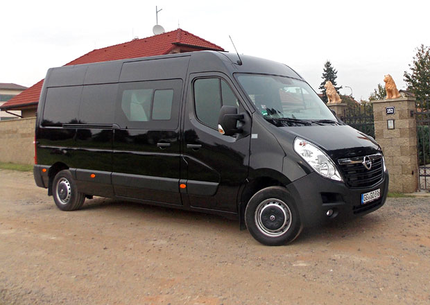 Opel Movano L2H2 Crew Van 2.3 CDTI Biturbo: 7+7