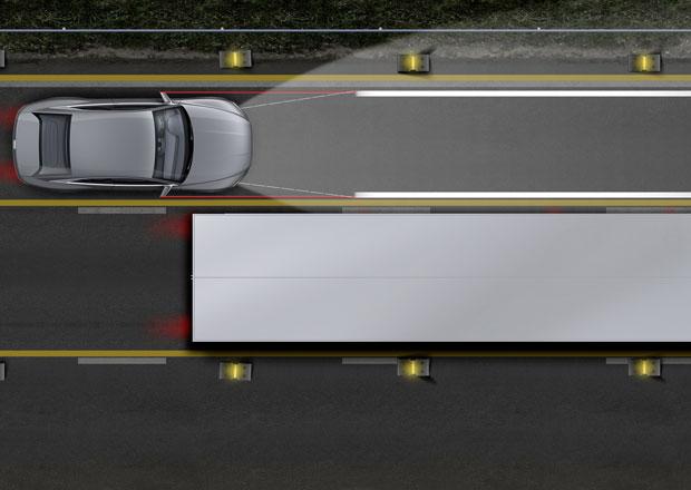 Budoucnost světel podle Audi. Ukážou, kudy jet!