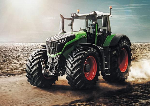 Fendt 1000 Vario: Traktor s výkonem 500 koní