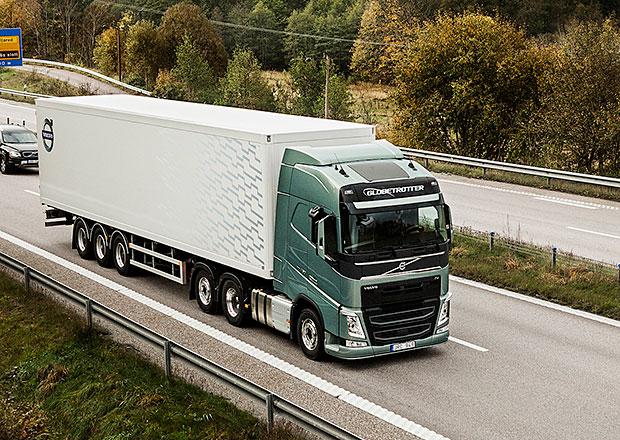 Volvo Trucks pro zv�en� komfortu ��zen�  (+videa)