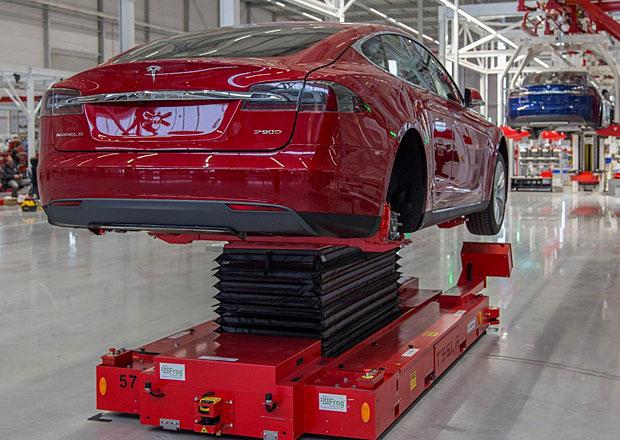 Tesla otevřela továrnu v nizozemském Tilburgu