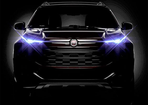 Fiat Toro: První ukázka chystaného pick-upu
