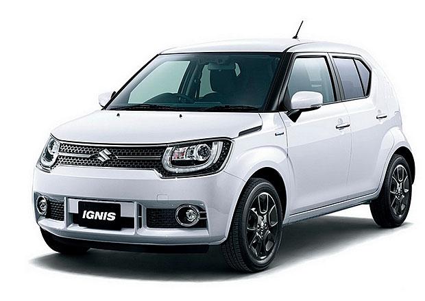 Nové Suzuki Ignis se představí v Tokiu, vychází z konceptu iM-4