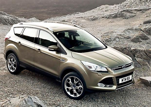 Ford zvažuje verze Vignale a ST pro model Kuga