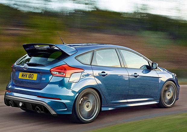 Ford Focus RS: P��jem objedn�vek v �esk� republice zah�jen
