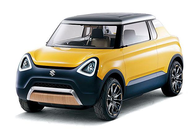 Suzuki: Japonské automobilové fantazie pro Tokio