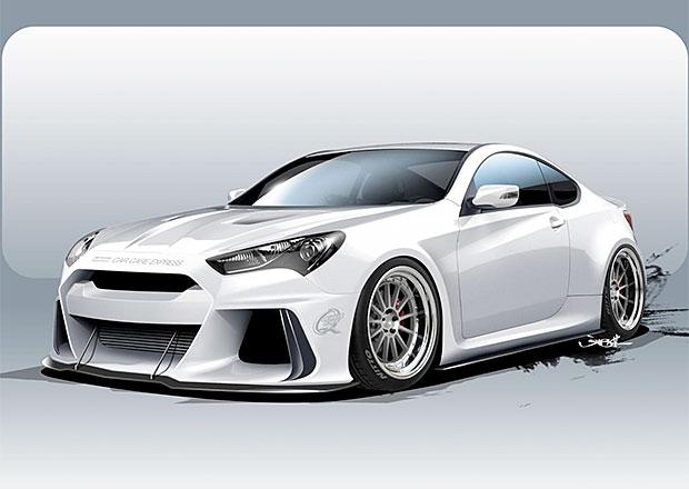 Hyundai Solus Genesis Coupe se chce postavit BMW M4