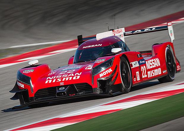 Nissan GT-R LM Nismo se vrátí do FIA WEC