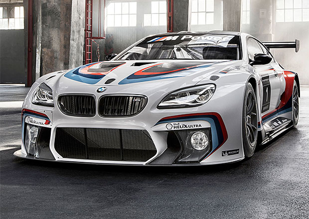 BMW M6 GTLM: GT3 se pod�v� i do Ameriky