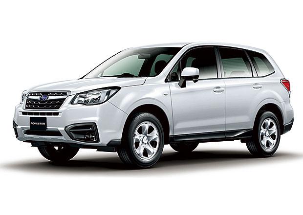 Subaru Forester: S faceliftem přijde EyeSight, pro Evropu ale zatím ne