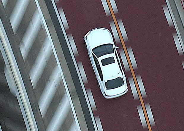 Toyota Highway Teammate: Autonomn� Lexus GS pro d�lnice