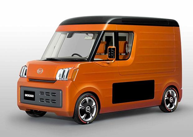 Daihatsu na Tokyo Motor Show 2015: Ve znamení kei cars