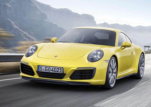 Porsche 911 Carrera 4: Turbo i pro čtyřkolky