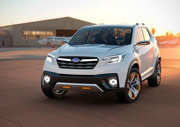 Subaru v Tokiu? Koncept nov� Imprezy a crossover VIZIV