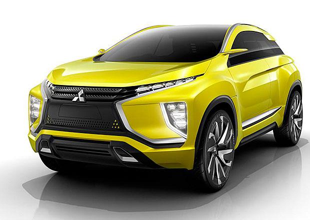 Mitsubishi eX: Ukazuje koncept pro Tokio nové ASX?