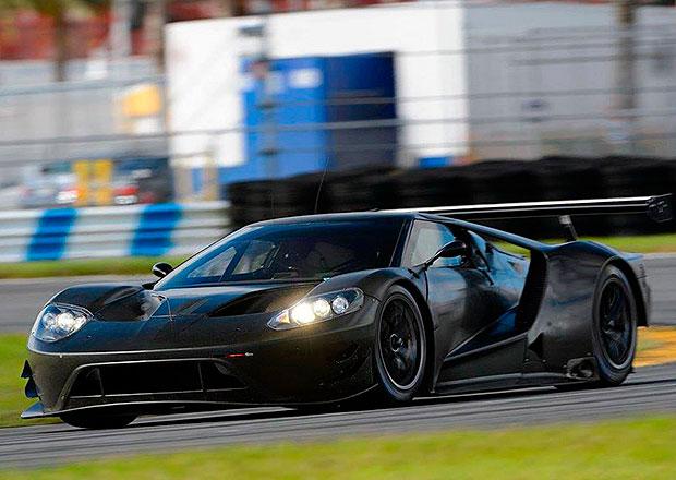 Video: Ford poodhalil vývoj závodního GT
