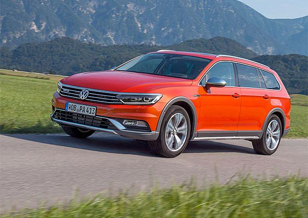Volkswagen Passat Alltrack: Známe ceny terénního kombíku