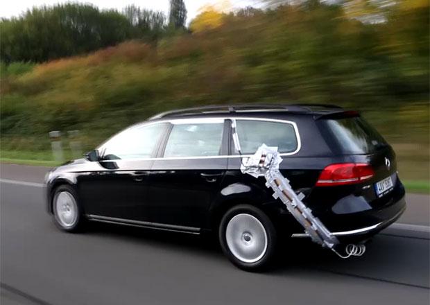 Dieselgate: Zm��ili jsme �emisn� VW Passat 2.0 TDI EA 189 v�b�n�m provozu. Definitivn� konec americk�ho humbuku!