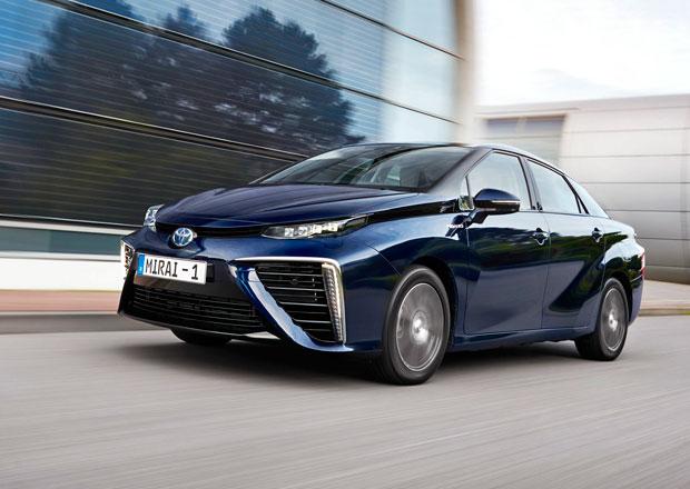 Toyota Mirai: Evropská verze se oficiálně představuje