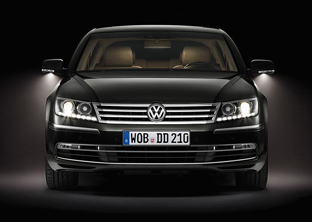 Budoucnost Volkswagenu: Elektrický Phaeton a o miliardu eur zredukované roční investice