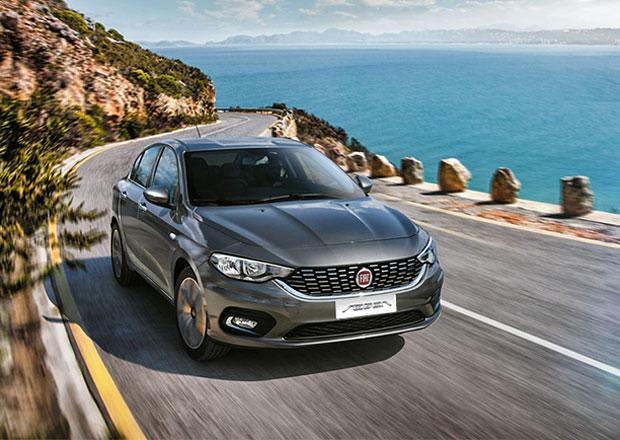 Fiat Tipo/Egea: Nové fotografie a informace o motorech (+video)