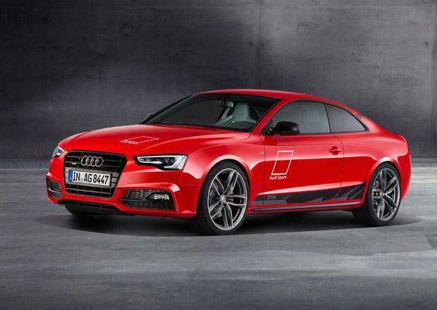 Audi A5 DTM: Dieselové kupé inspirované závody