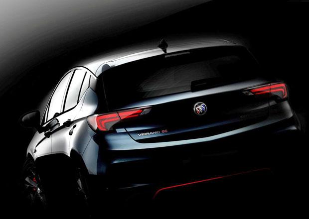 Buick Verano: Opel Astra míří do prémiové třídy