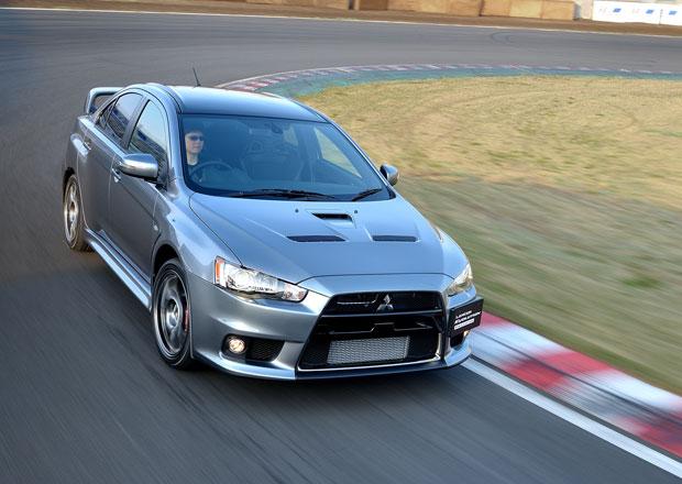 Mitsubishi: Označení Evo se může vrátit. Na hybridním SUV...