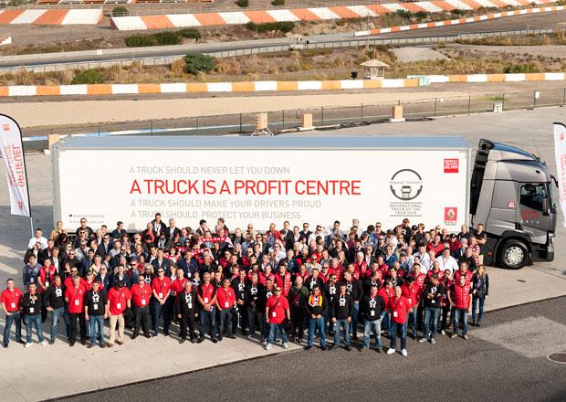 Renault Trucks Optifuel Challenge 2015 zná své vítěze
