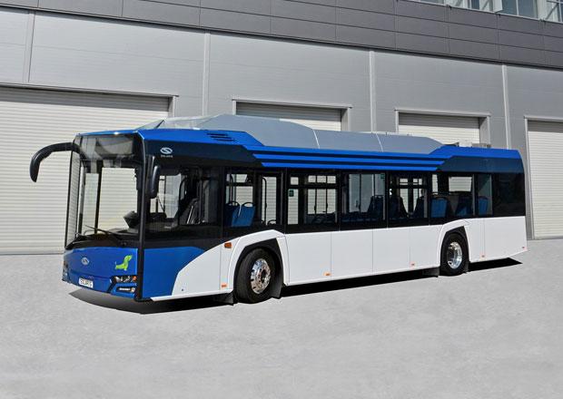 Solaris představuje New Urbino 12 electric a New Urbino 12 LE