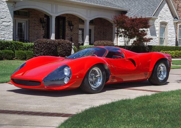 Prodává se unikátní Ferrari Thomassima. Za 216 milionů korun...