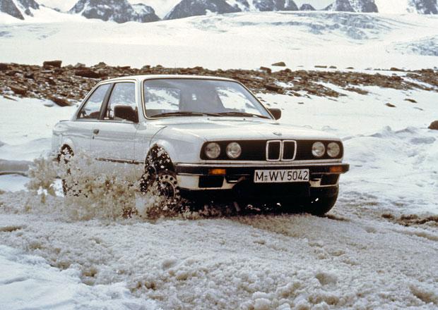 BMW 325i Allrad: Prvn� �ty�kolka BMW m�la premi�ru p�ed 30 lety