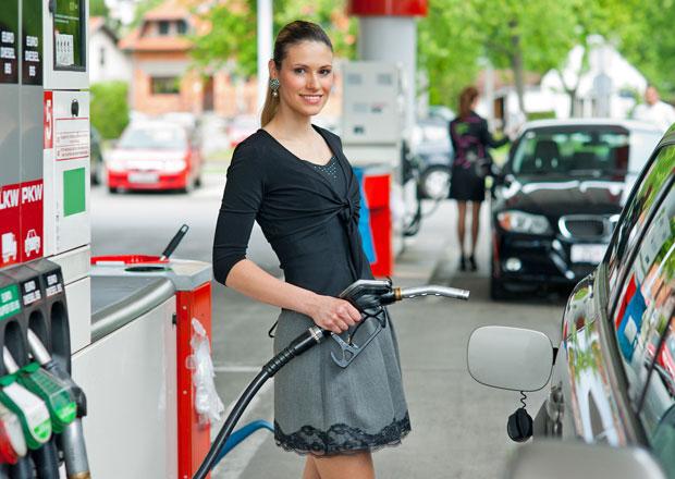 Ceny nafty: V �esku zase n�co extra