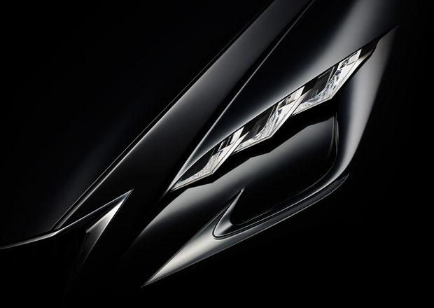Lexus přiveze do Tokia nový koncept, je to příští LS?