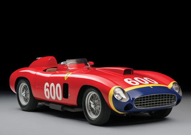Fangiovo Ferrari 290 MM za 668 milionů korun: Padne aukční rekord?