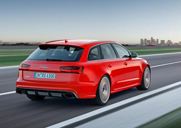 Audi RS 6 Avant a RS 7 Sportback performance: 605 koní a stovka za 3,7 sekundy
