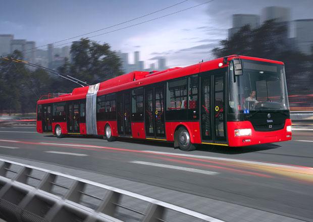 Škoda Electric dodala 120 trolejbusů pro Bratislavu