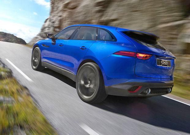 Jaguar p�ipravuje elektromobil i �adov� �estiv�lce