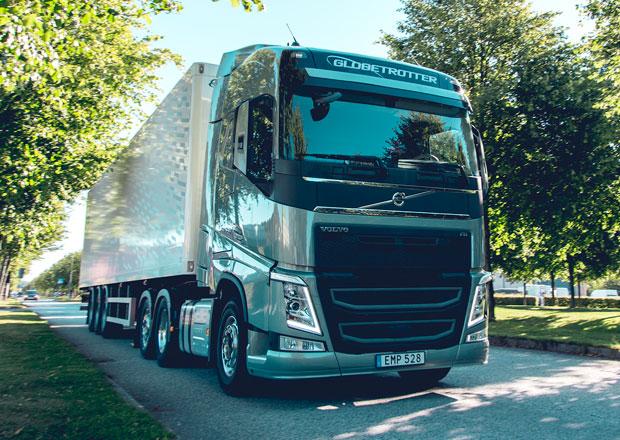 Volvo Trucks a trendy budoucnosti dopravn�ho pr�myslu (+video)